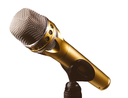 This image has an empty alt attribute; its file name is microphone-for-speech.png